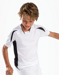 SOL'S Teamsport Kinder Shirt mit originellem Kragen