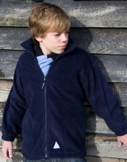 Result Kinder Fleece-Jacke
