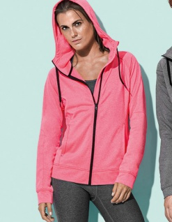 Stedman Kapuzen-Sport-Jacke für Damen