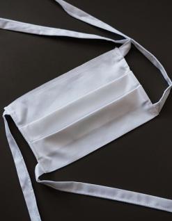 Printwear Mund-Nasen-Maske (Grüner Knopf, Fairtrade-zertifizierte Baumwolle, ...