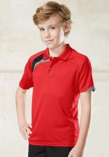 PRO ACT Kurzarm Kinder Polo