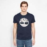 Timberland T-Shirt aus biologischem Stoff Brand Tree - Vorschau 3