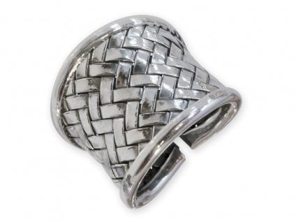 Damen Ring 925 Silber Karen Hill Tribe Schmuck Silberring risi065_mittel