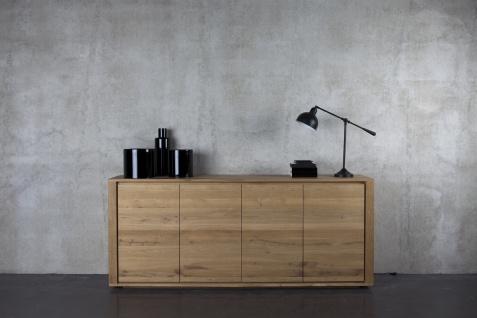 Ethnicraft Oak Shadow Dressoir - Sideboard