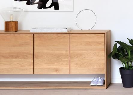 Ethnicraft Oak Nordic Sideboard - Sideboard