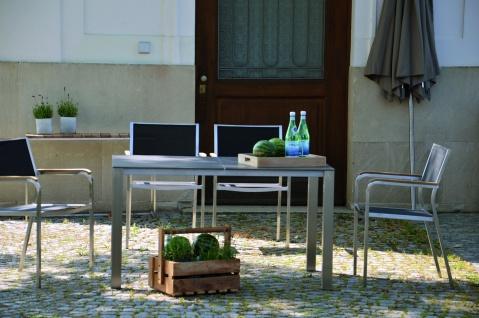 Jan Kurtz Lux Base Tisch - Gartentisch