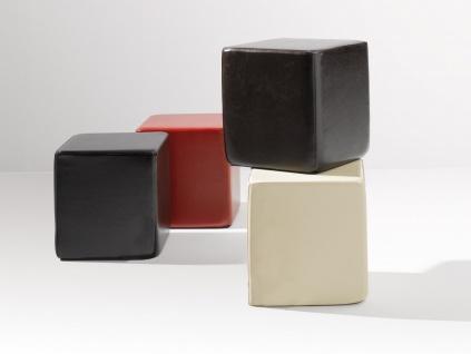 Jan Kurtz Würfel Sitting Antique - Sitzwürfel
