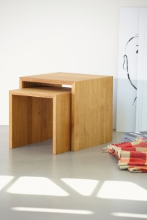 Jan Kurtz Hocker Cubus 50 cm Hocker - B-Ware