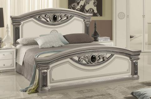 bett 160x200 wei g nstig online kaufen bei yatego. Black Bedroom Furniture Sets. Home Design Ideas