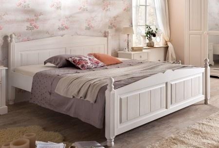 pinie bett g nstig sicher kaufen bei yatego. Black Bedroom Furniture Sets. Home Design Ideas