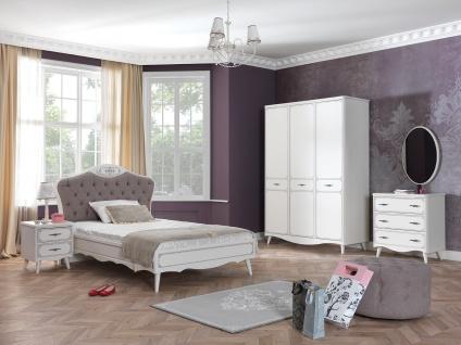 """Jugend Schlafzimmer Set """" Perla"""" 5-teilig"""
