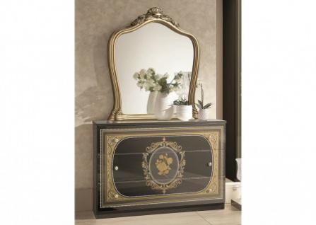 Kommode mit Spiegel Alice in beige creme Schlafzimmer - Kaufen bei ...