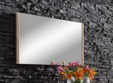 Spiegel für Kommode Olla Asteiche Bianco massiv