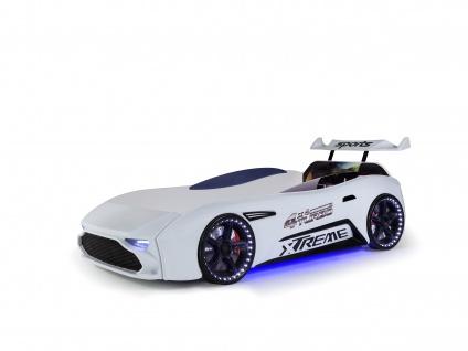 Autobett GT18 Turbo 4x4 Extreme Wei? mit Bluetooth