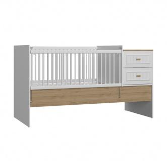 Monte Baby Set mitwachsendes Babybett - Vorschau 2