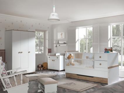 Babyzimmer LIFE 4-teilig