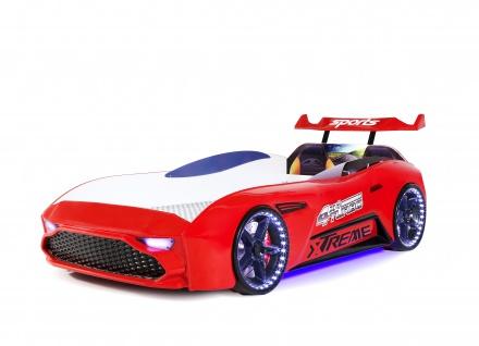 Autobett GT18 Turbo 4x4 Extreme Rot mit Bluetooth