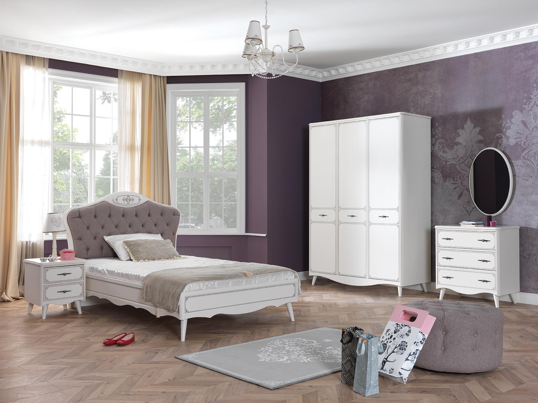 Jugend Schlafzimmer Set \
