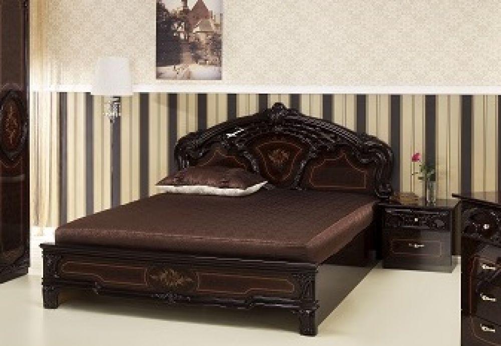 Schlafzimmer Klassisch schlafzimmer rozza mahagoni klassisch 160x200 cm barock kaufen bei
