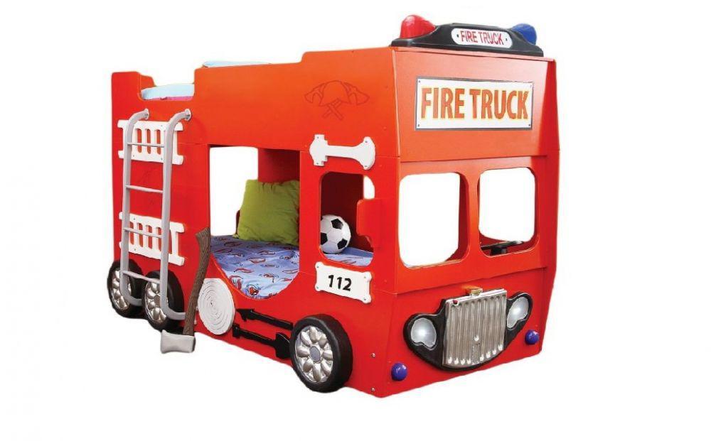 auto bett autobett night speeder liegeflche x cm rot with. Black Bedroom Furniture Sets. Home Design Ideas