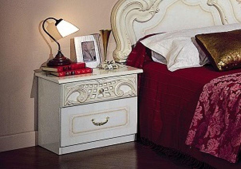... Schlafzimmer Rozza Beige Creme Italien Klassik Barock Design 2 ...