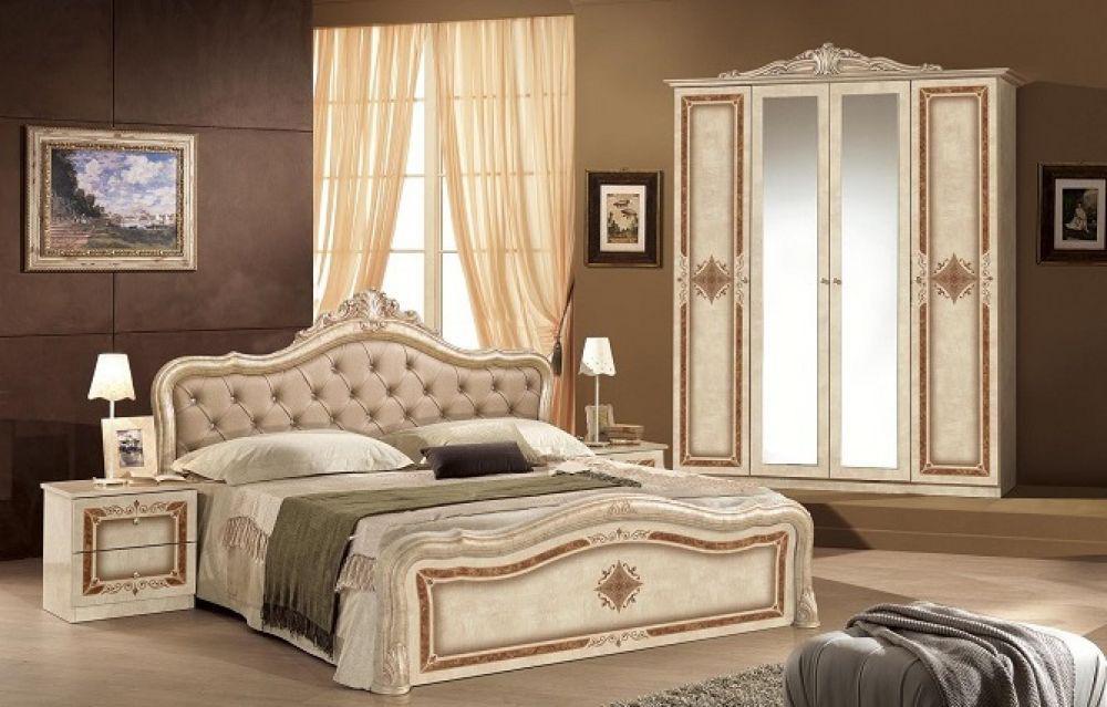 ... Schlafzimmer Lucy In Schwarz Gold Klassisch Designer Luxus Möbel 2 ...