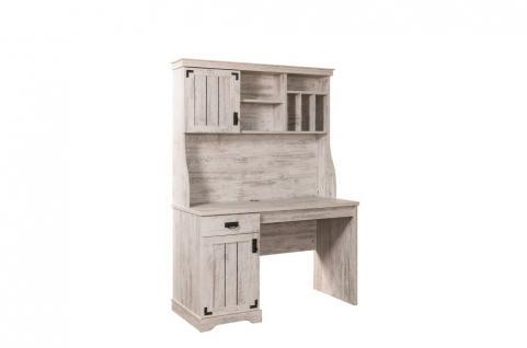 Kinderschreibtisch weiß landhaus  Schreibtisch Weiß Mit Aufsatz günstig online kaufen - Yatego