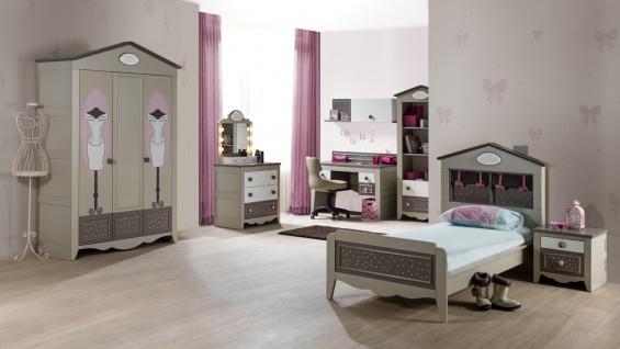 kinderzimmer schrank weiss 2 g nstig online kaufen yatego. Black Bedroom Furniture Sets. Home Design Ideas