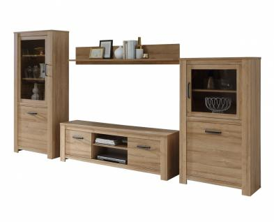 modern wohnwand g nstig sicher kaufen bei yatego. Black Bedroom Furniture Sets. Home Design Ideas