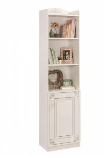 Cilek Selena Jugendzimmer Bücherregal Weiß