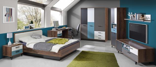Bett 120x200 g nstig sicher kaufen bei yatego for Jugendzimmer bett 120x200