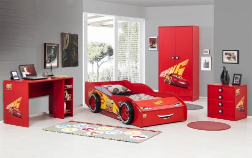 Kinderzimmer komplett Mc Queen 4-teilig