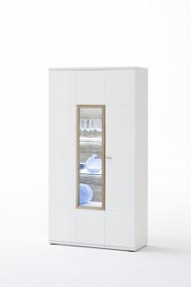 Pala Vitrine mit 2 Türen 90x174x37