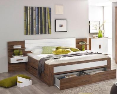 Schlafzimmer Eiche Stirling Bernau 2-teilig