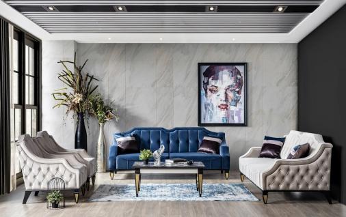 Wohnzimmer Sofa Set Kanyon 5-teilig