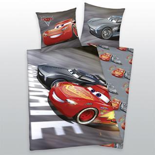 Cars Bettwäsche Racing 2-teilig 135x200