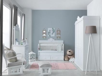 Babyzimmer komplett Set Classic Young 3-teilig