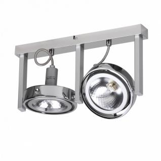 Spot-Lampe 2-flammig Deckenleuchte Strahler Spotsystem G9 52W (EEK: C) - Vorschau 3