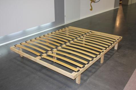 Schlafzimmer in Beige Christina mit 4-türigem Schrank - Vorschau 2