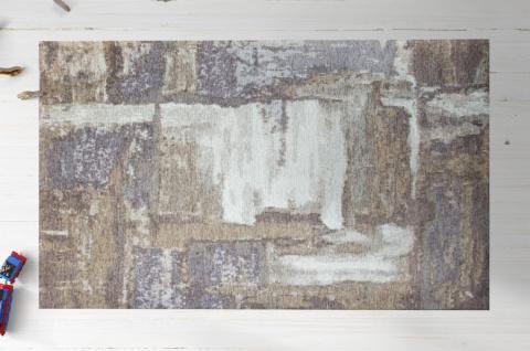 Almila Teppich Origami gemustert 120x180