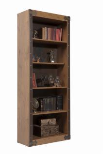 Cilek Black Pirate Bücherregal mit 5 Fächern