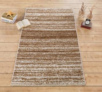 Cilek Prime Teppich in Braun Beige gemustert