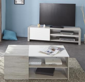 Wohnzimmer Set Lunero 2 Teilig Modern