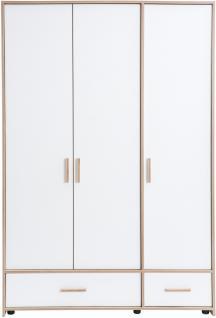Cilek Dynamic Kleiderschrank mit 3 Türen