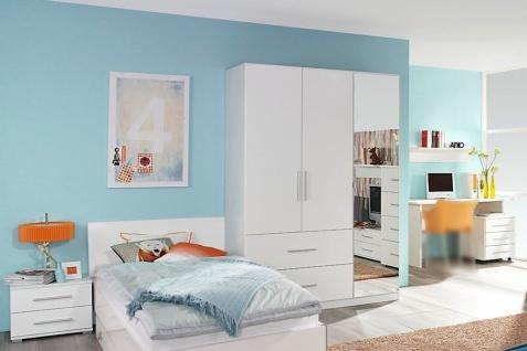 Jugendzimmer MANJA (5-teilig) Liegefläche 140 x 200