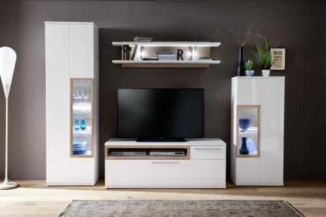 Pala Wohnwand I 4-teilig mit verschiedenen TV-Schränken
