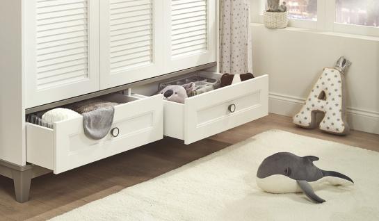 Almila Babyzimmer Mia mit vergrößerbarem Bett - Vorschau 3