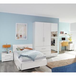 Jugendzimmer MANJA (5-teilig) Liegefläche 90 x 200