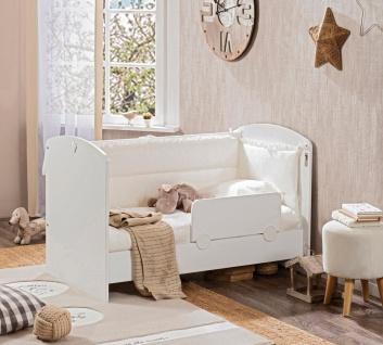 Cilek Cradle Babybett Wiege 60x120 mit Matratze - Vorschau 3