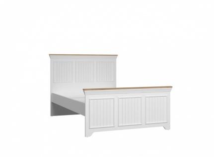 Almila Kinderbett Monte in Weiß 120x200 cm